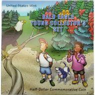 2008-S Bald Eagle Young Collector's Set Uncirculated Half Dollar Coin