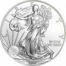 1990 American Silver Eagle - BU