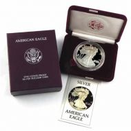 1986 American Silver Eagle - Proof