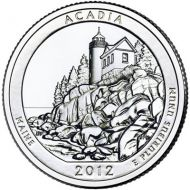2012 Acadia - P Roll (40 Coins)