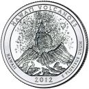2012 Hawaii Volcanoes - P Roll (40 Coins)
