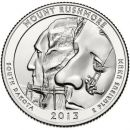 2013 Mount Rushmore - D Roll (40 Coins)