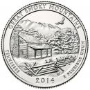 2014 Great Smoky Mountains - D Roll (40 Coins)