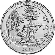 2018 Pictured Rocks - D Roll (40 Coins)