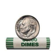 2012 D Roosevelt Dime - BU roll