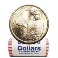 2014 D Sacagawea Dollar - BU Roll