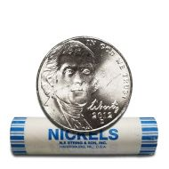 2012 D Jefferson Nickel - BU Roll
