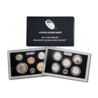 2017 United States Enhanced Uncirculated Set