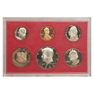 1982 United States Proof Set - Coins Only