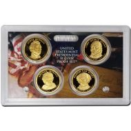 2008 Presidential Dollar Proof Set - Coins Only
