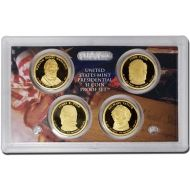 2009 Presidential Dollar Proof Set - Coins Only