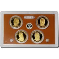 2011 Presidential Dollar Proof Set - Coins Only