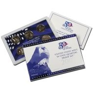 2002 United States 50 State Quarter Proof Set