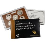 2011 America the Beautiful Quarter Proof Set