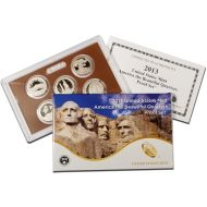 2013 America the Beautiful Quarter Proof Set