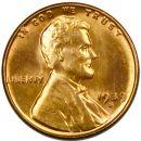 1939 S Lincoln Wheat Penny - Brilliant Uncirculated
