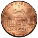 """2009 D Lincoln Penny """"Presidency"""" - Brilliant Uncirculated"""