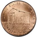 """2009 D Lincoln Penny """"Log Cabin"""" - Brilliant Uncirculated"""