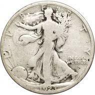 1923 S Walking Liberty Half Dollar - VG (Very Good)