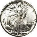 1941 Walking Liberty Half Dollar - BU (Brilliant Uncirculated)