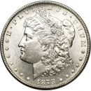 1878 S Morgan Dollar - (BU) Brilliant Uncirculated
