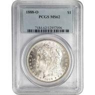 1888 O Morgan Dollar - PCGS MS 62