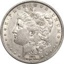 1880's Morgan Dollars - XF (Extra Fine)