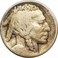 1914 D Buffalo Nickel - VG (Very Good)