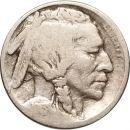 1913 S Buffalo Nickel Type 1 - G (Good)