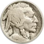 1914 Buffalo Nickel - G (Good)