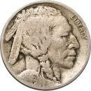 1916 Buffalo Nickel - F (Fine)