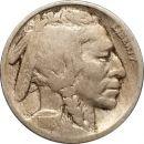 1918 Buffalo Nickel - G (Good)