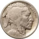 1918 S Buffalo Nickel - G (Good)