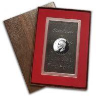 1972 Proof Eisenhower Dollar - Silver - Brown