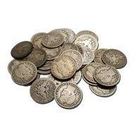 Barber Quarter - Mixed Dates Per Coin