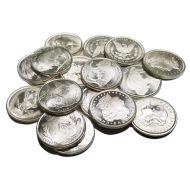1/2 oz Silver Rounds .999 Fine Silver - Varying Designs