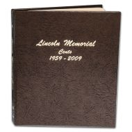 Dansco Lincoln Memorial 1959 to 2009 - #7102