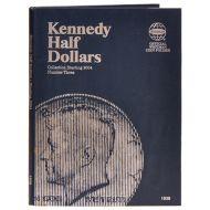 Whitman Kennedy Half Dollar, 2004 - 2015 - #1938