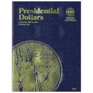 Whitman Presidential Dollar, 2012 - 2016  - #2182