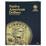 Whitman Native American Dollar, 2009 - 2012  - #3163