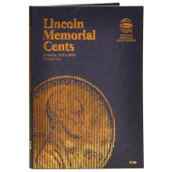 Whitman Lincoln Memorial Cents, 1999 - 2009 - #8196