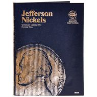 Whitman Jefferson Nickel, 1938 - 1961 - #9009