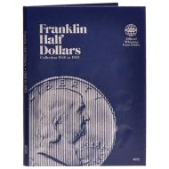Whitman Franklin Half Dollar, 1948 - 1963 - #9032