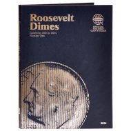 Whitman Roosevelt Dime, 1965 - 2004 - #9034