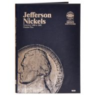 Whitman Jefferson Nickel, 1962- 1995 - #9039