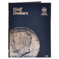 Whitman Half Dollar - Plain, 36 Openings - #9045